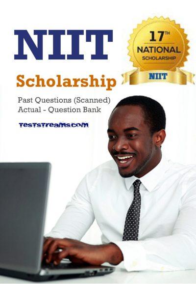 NIIT Scholarship EXAM Past Questions PDF