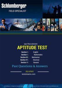 Schlumberger Job Aptitude test Past questions