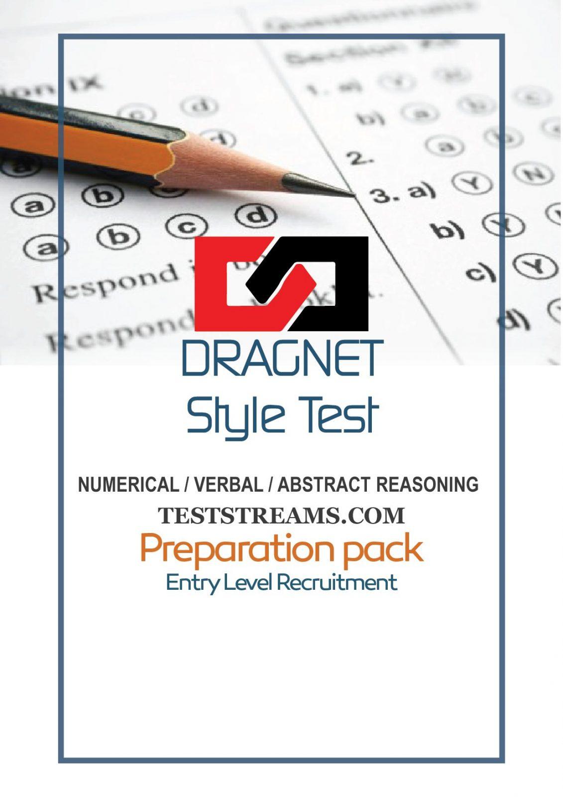 dragnet aptitude test past questions