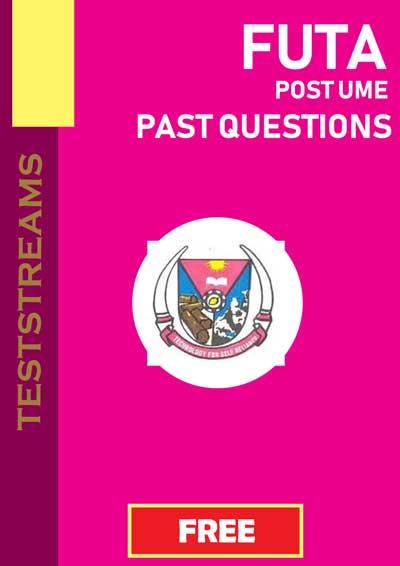 official FUTA post utme past questions