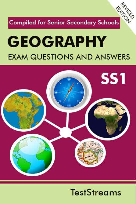 Geography Exam Questions and Answers for SS1
