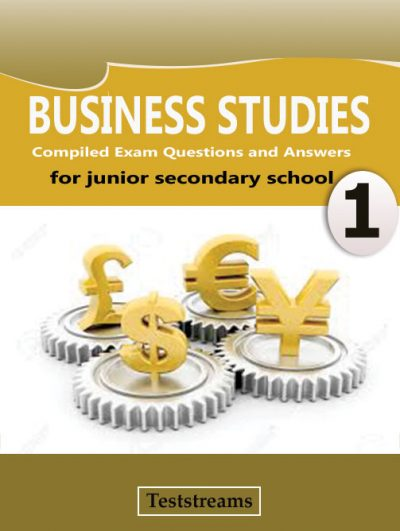 Business Study Exam Questions and Answers for JSS1
