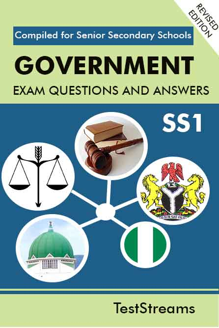 Government Exam Questions and Answers for SS1