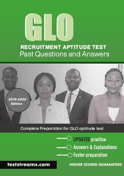 Glo Aptitude Test Past Questions and Answers