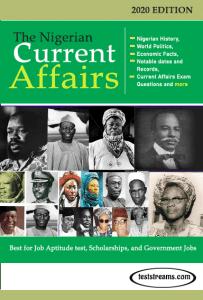 Nigeria Current Affairs questions