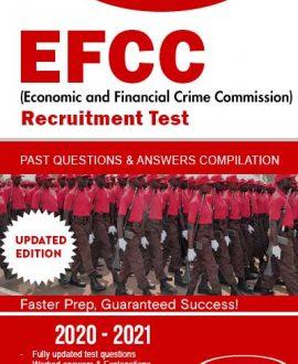 EFCC Recruitment Test Past Questions & Answers