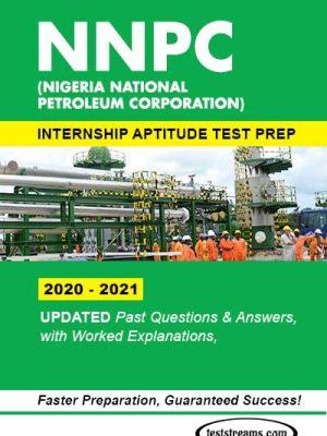 NNPC Internship Test Past Questions & Answers