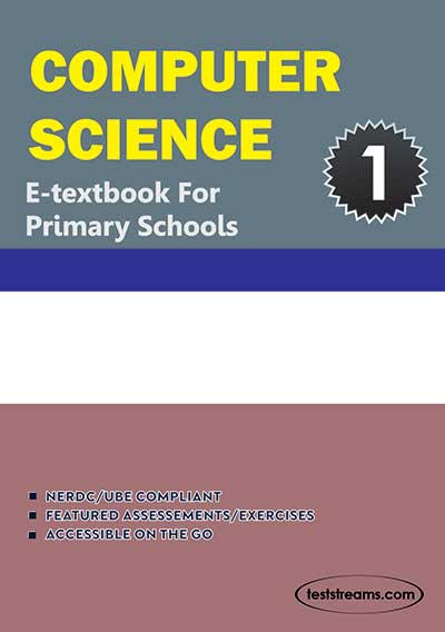 Computer science E-Textbook for Primary 1