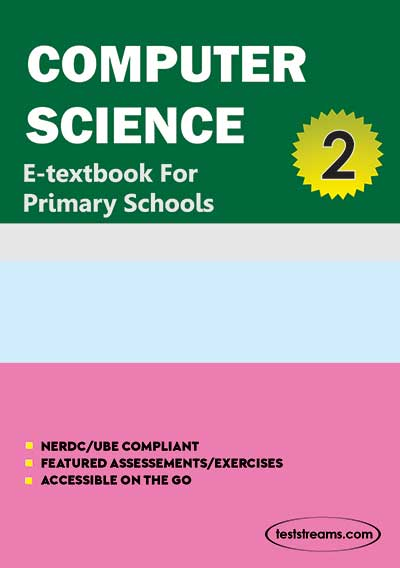 Computer science E-Textbook for Primary 2
