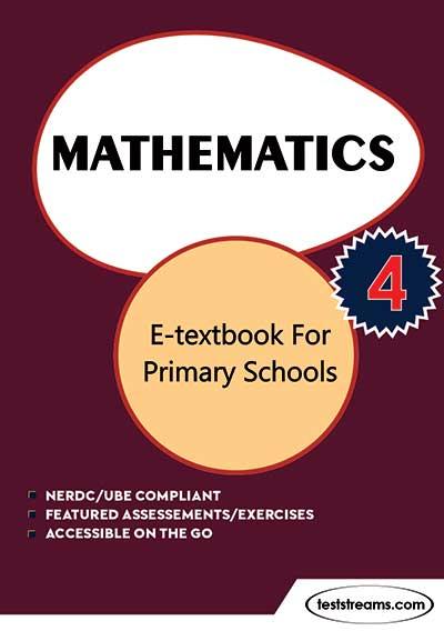 Mathematics E-Textbook for Primary 4