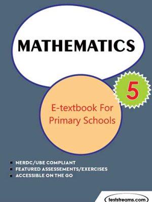 Mathematics E-Textbook for Primary 5