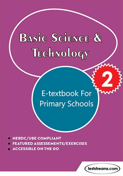 Basic science E-Textbook for Primary 2