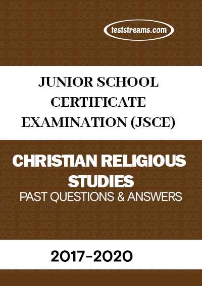 JSCE C R S Past Questions & Answers 2017 - 2020 PDF Download