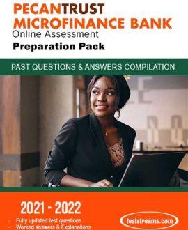 Pecan Trust Microfinance Bank Aptitude Test Past Questions 2021/2022