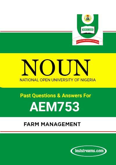 AEM753 – Farm Management (october-2019)