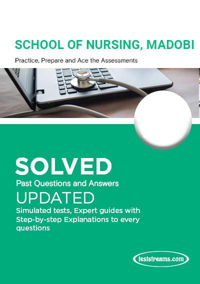 CHOOL OF NURSING, MADOBI
