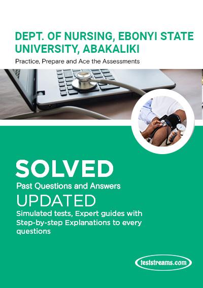 Dept. Of Nursing, Ebonyi State University, Abakaliki