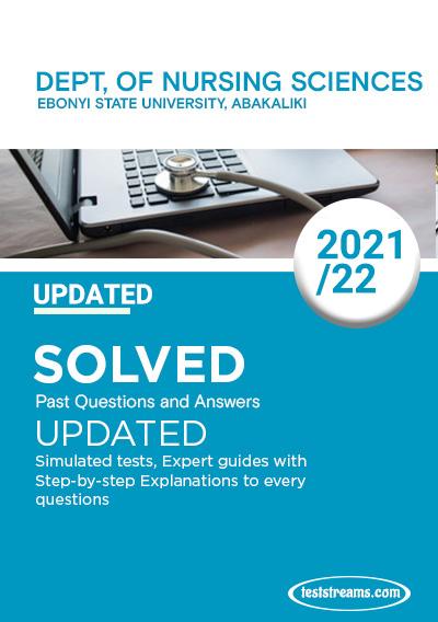 Dept, Of Nursing, Ebonyi State University, Abakaliki