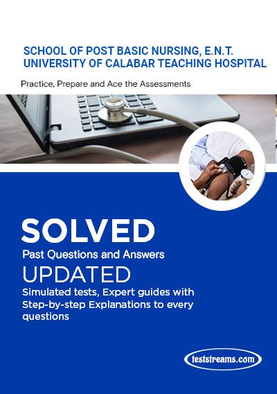 School of Post Basic Nursing, ENT University of Calabar